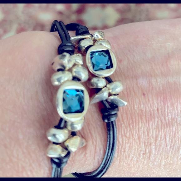 ❣️HP❣️ Authentic Uno de 50 Bracelet NWOT